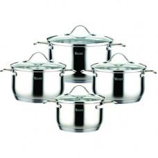 Набор посуды 8 пр. Vincent VC-3017