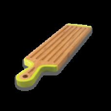 Доска для нарезки длинная с ручкой BergHOFF 43х10см