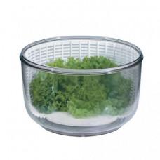 Сушилка для зелени Emsa SUPERLINE 5 л (Белая)