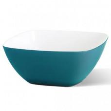 Квадратный салатник Emsa VIENNA 4,6 л (Светло-бирюзовый)