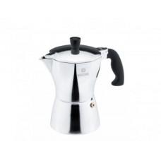 Кофеварка гейзерная на 3 чашки Vinzer  89388