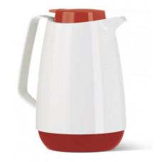 Настольный термос Emsa MOMENTO TEA (красный/белый) 1л