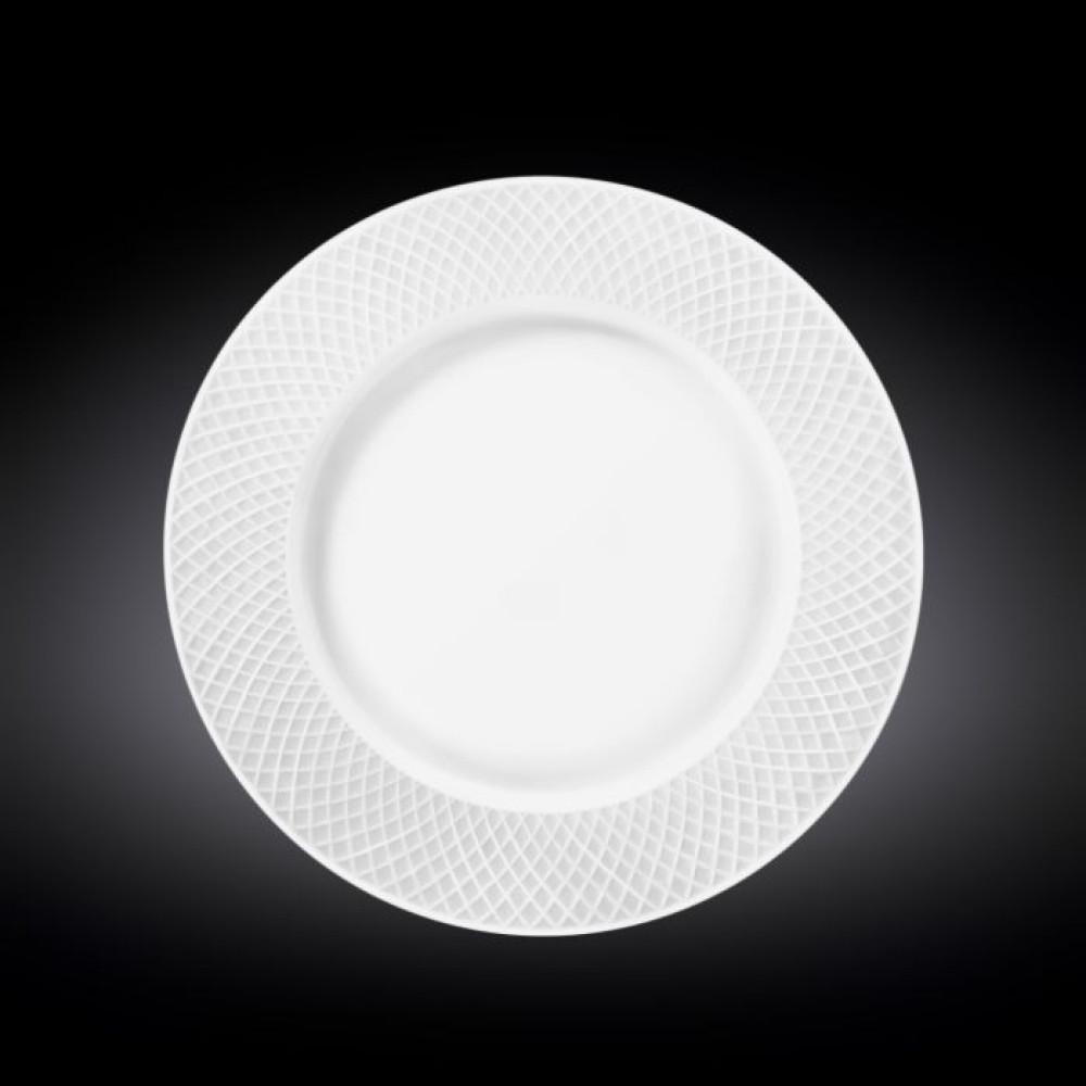 Набор обеденных тарелок 25,5 см Wilmax Julia Vysotskaya Color  6 шт WL-880101-JV/6C