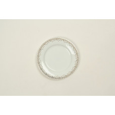 Набор пирожковых тарелок DPL Miks Dots Gold 180мм-6шт