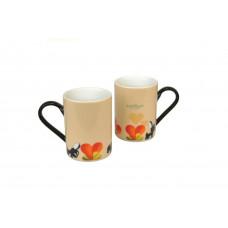 Чашка кофейная BergHoff Lover by Lover 300мл 2шт (3800012)