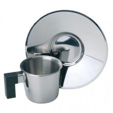 Чашка с блюдцем BergHoff Cubo 50 мл 1109190