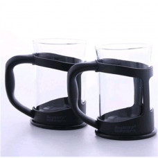 Чашка стеклянная BergHoff 0,3 л 2 шт. 1106831
