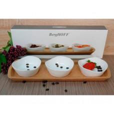 Набор салатников на подставке BergHoff 3700440