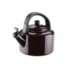 Чайник эмалированный Granchio Allegro Melanzana 2,5 л 88631