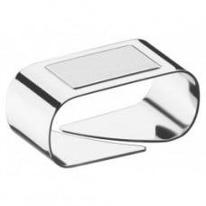 Кольцо для салфеток TRAMONTINA COSMOS  8,0х2,6х3,0 см