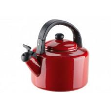 Чайник эмалированный Granchio Allegro Rosso 2,5 л 88630