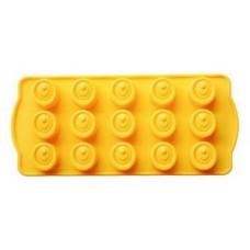 Форма для шоколада Vincent 21x10,8x1,7 см  VC-1388