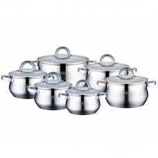 Набор посуды Peterhof 12 пр  PH-15235