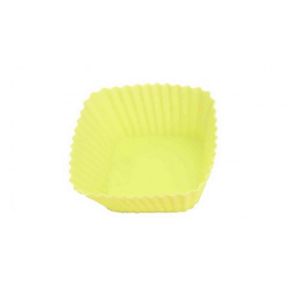 Формы для выпечки кексов Vincent 6шт 7,0x7,0x3,0см VC-1468