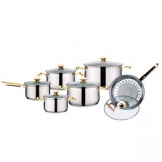 Набор посуды 12 пр Peterhof PH 15141