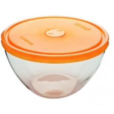 Салатник с крышкой д-СВЧ Simax Color 0,75 л 5422/D