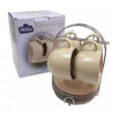 Набор чайный Milika Sesame 8 пр. M0430-10627B