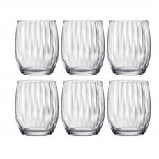 Набор стаканов Bohemia Waterfall 300 мл-6шт b25180
