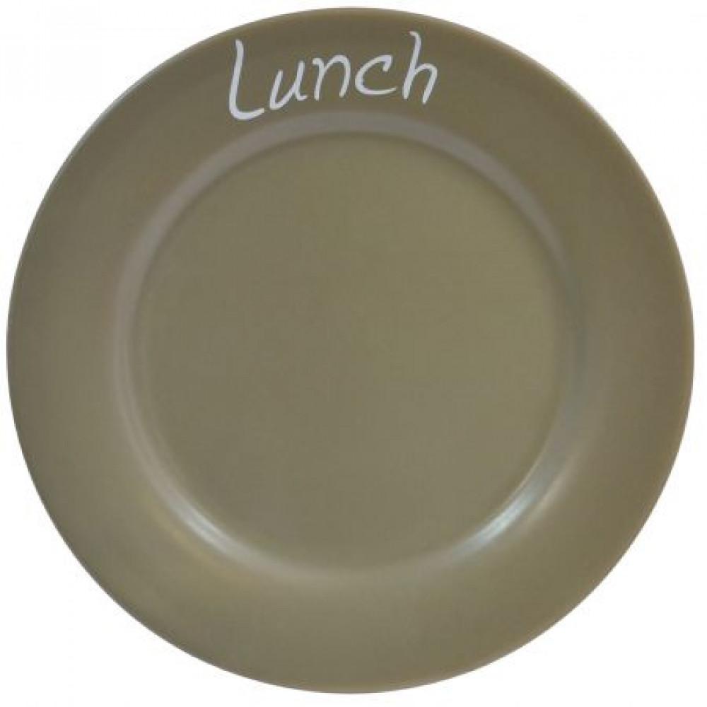 Тарелка обеденная Krauff Nature 22,5 см 24-269-041