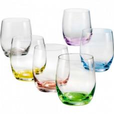 Набор стопок для водки Bohemia Rainbow 60 мл-6 шт b25180-D4662