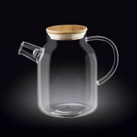 Заварочный чайник со спиралью Wilmax Thermo 1600мл WL-888811