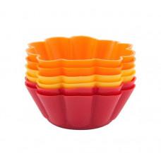 Набор форм для выпечки кексов Krauff Dainty 6шт. 26-184-033