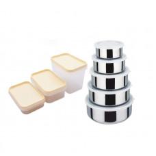 Набор ёмкостей для хранения продуктов Krauff 10пр 26-212-003 (002)