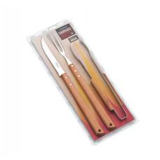 Набор приборов для гриля Tramontina Barbecue 3пр 26499/045