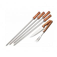 Набор приборов для гриля Tramontina Barbecue 6пр 26499/027