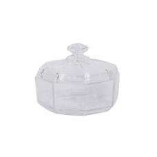Сахарница с крышкой Luminarc Octime 10,5х12,5см N7061