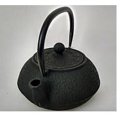 Чайник заварочный чугунный Peterhof 900мл PH-15624 black