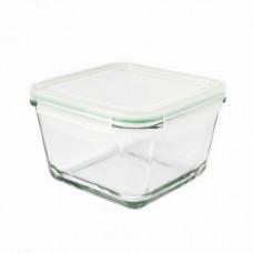 Ёмкость для хранения продуктов квадратная Krauff 1,1л 32-72-004