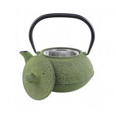 Чайник заварочный чугунный Peterhof 900мл PH-15624 green