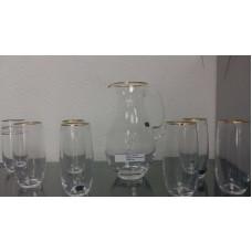 Набор для воды Bohemia Club(Q8082) - 7пр. b1E470-Q8082-171351