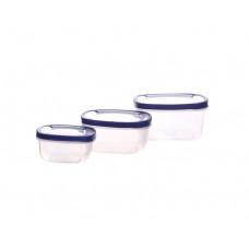 Набор ёмкостей для хранения продуктов Helfer 3шт 45-169-008