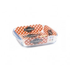 Форма квадратная Pyrex O Cuisine 21х21см 209BC00