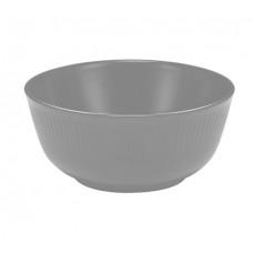 Салатник круглый серый Ipec ATENA 14 см