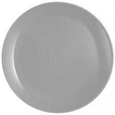 Тарелка обеденная Luminarc DIWALI LIGHT GRANIT 25cм P0870