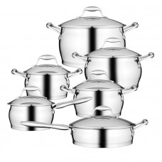 Набор посуды BergHoff Essentials, 12пр. 1100178