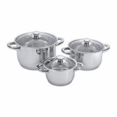 Набор посуды BergHoff Vision Prima, 6пр. 1106031