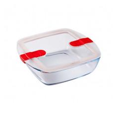 Форма квадратная Pyrex Cook & Heat 2,2л 212PH00