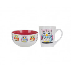 Сервиз для завтрака Limited Edition Owl 2пр. 16542