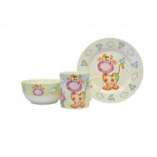 Детский набор посуды Keramia
