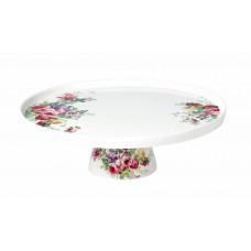 Ваза для торта круглая Astera Madelaine 28,5х8,5см Color в подарочной упаковке A05143-S14