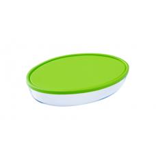 Форма c крышкой PYREX COOK&STORE, 35х24х6см/V3.0l (346P002)