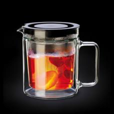 Заварочный чайник с двойными стенками Simax Exclusive Twin 1,1л s3280