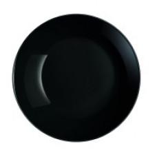 Тарелка глубокая Luminarc DIWALI BLACK d20cm/V600ml P0787