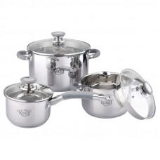 Набор посуды Krauff 6пр. 26-238-021