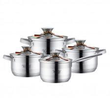Набор посуды Krauff 8пр. 26-242-042