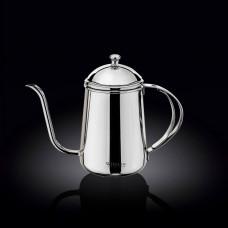 Заварочный чайник капельный Wilmax St.Steel 600мл WL-551112 / 1C